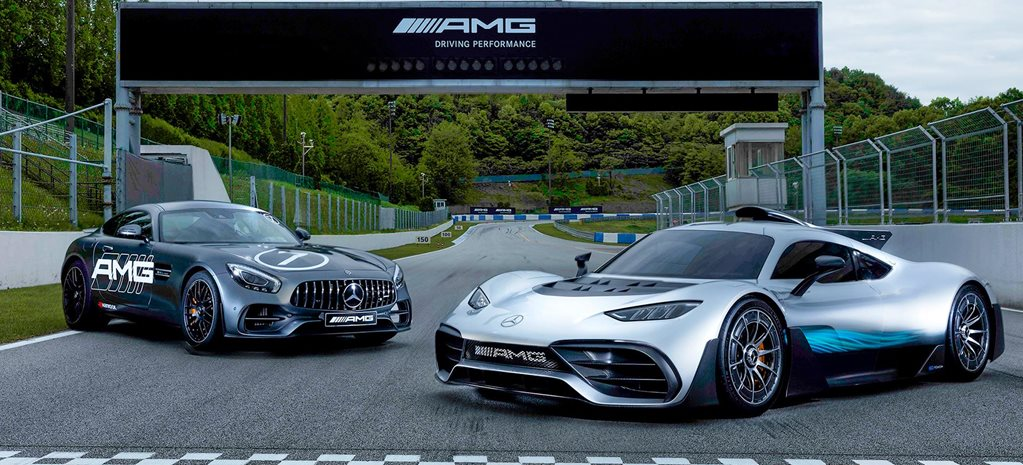 Mercedes announces AMG Speedway in South Korea news