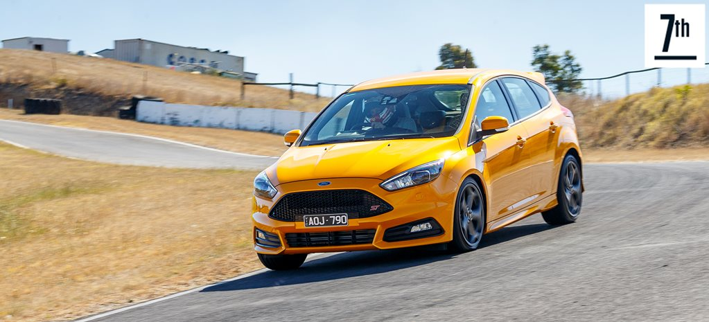 2018 Ford Focus ST: Hot Hatch Megatest 7th