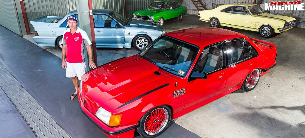 Mario Attard's Holden muscle car collection - My Shed