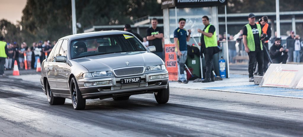 650hp 355ci Holden-powered VS Caprice at the Holden Nationals