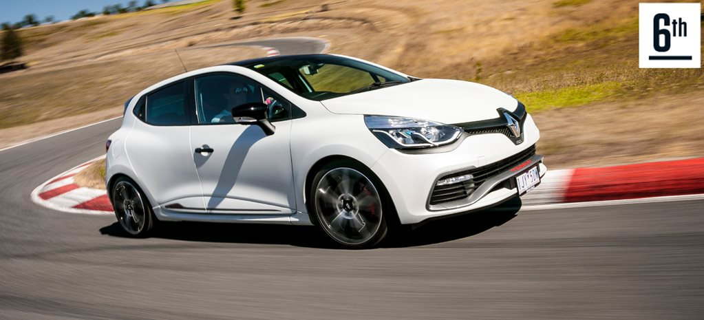 2018 Renault Clio RS220 Trophy: Hot Hatch Megatest 6th