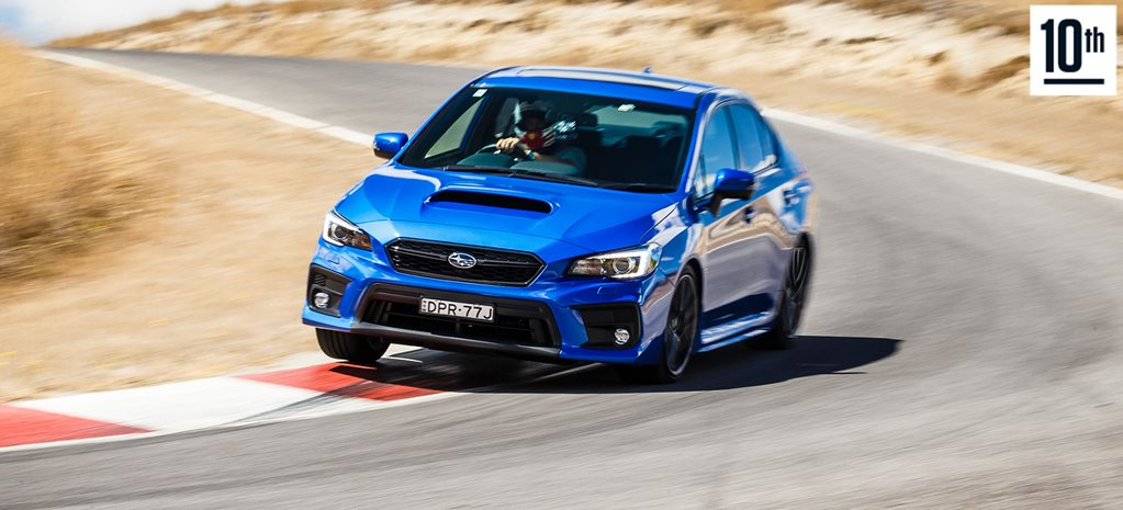 2018 Subaru WRX Premium: Hot Hatch Megatest 10th