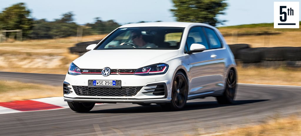 2018 Volkswagen Golf GTI Original: Hot Hatch Megatest 5th