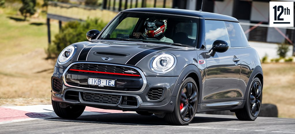 2018 Mini Cooper S JCW: Hot Hatch Megatest 12th