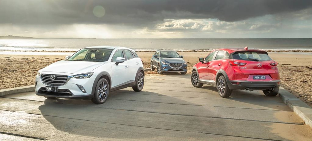 Mazda CX-3 diesel recalled