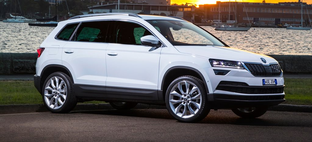 2018 Skoda Karoq priced from $29,990