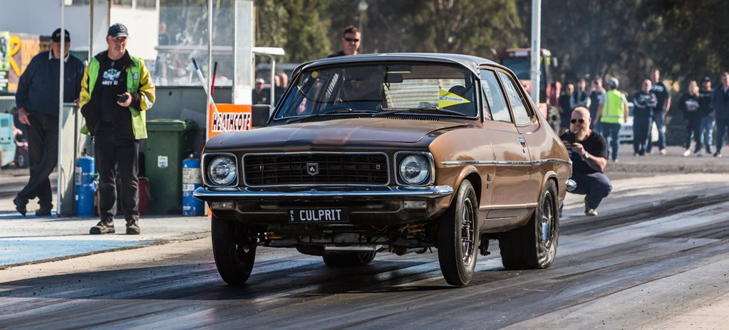 Webby's eight-second Holden-powered Torana, CULPRIT – Video