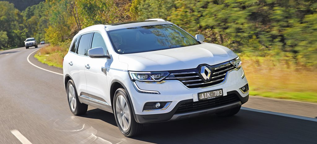 Renault Koleos 2018 Review Price Features