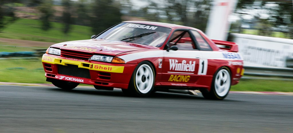 The best of Nissan's Australian touring cars