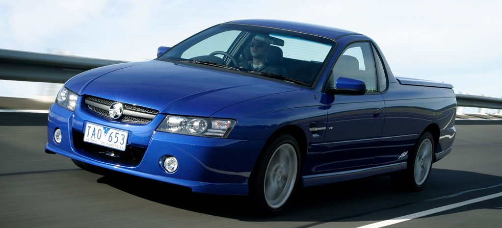 2004 Holden VZ SS ute review classic MOTOR feature