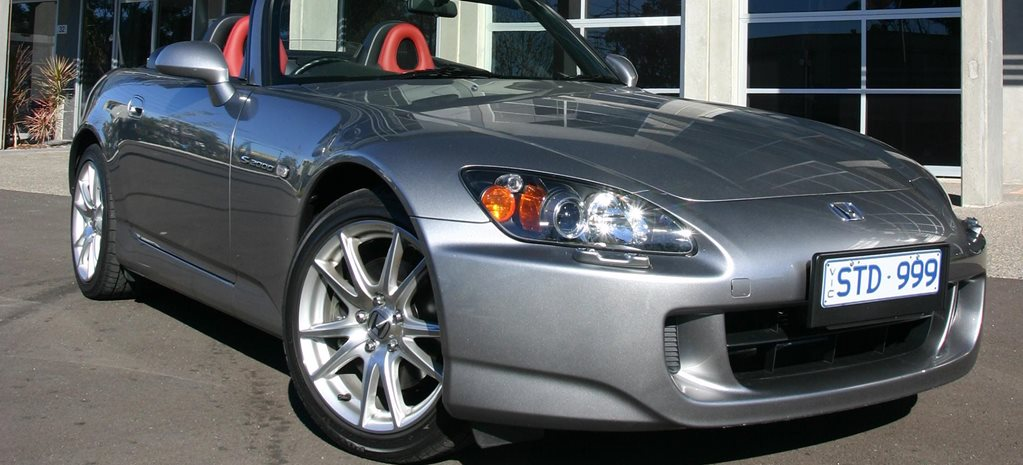 2004 Honda S2000 performance review feature