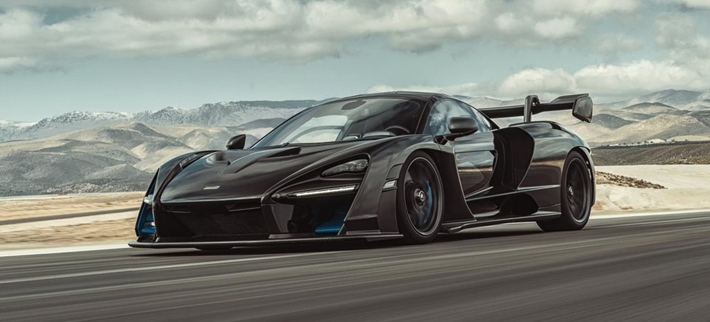 McLaren Senna BP23 set for Australia news