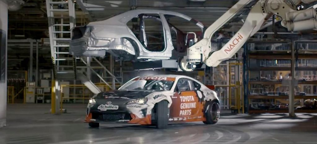Toyota 86 drift Altona plant news