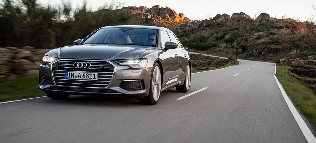 Audi A Review - 2018 audi a6 review