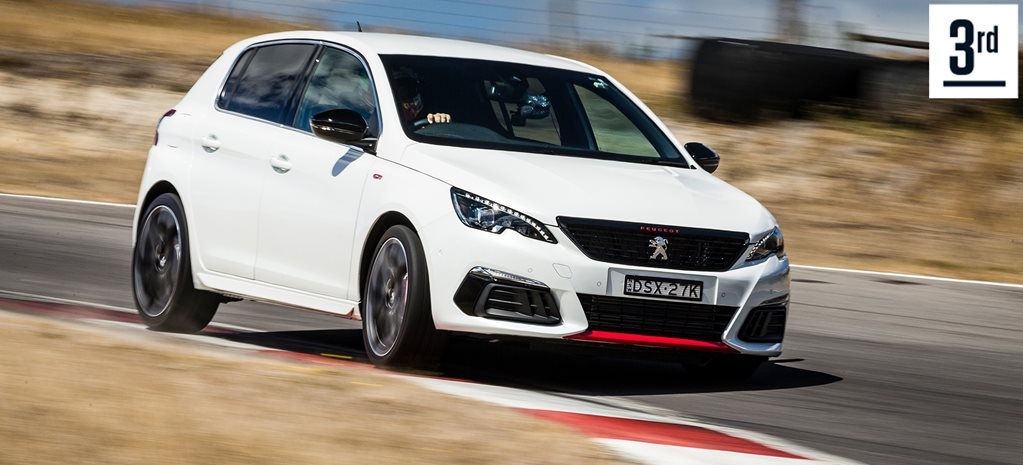 2018 Peugeot 308 GTi 270: Hot Hatch Megatest 3rd
