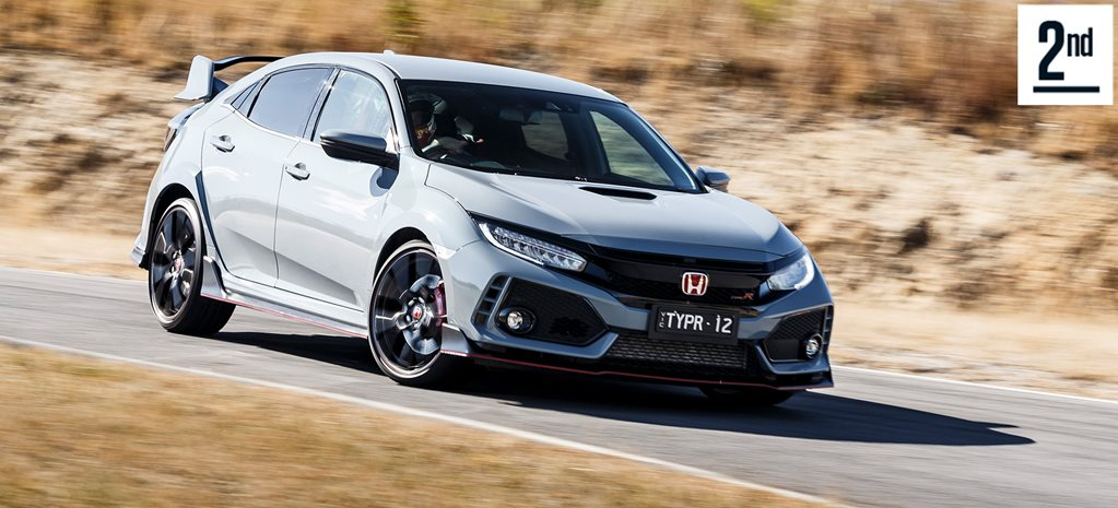 2018 Honda Civic Type R: Hot Hatch Megatest 2nd