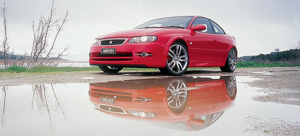 2004 HSV Coupe 4 review classic MOTOR feature