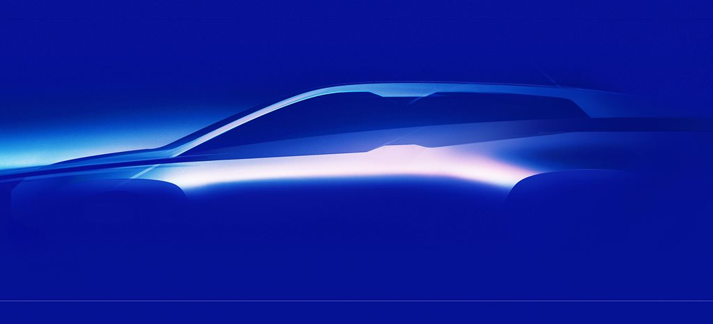 2021 BMW iNEXT teased ahead of concept car's reveal