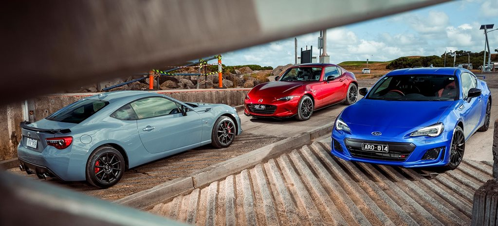 Subaru Brz Vs Toyota 86 >> 2018 Mazda Mx 5 Rf Limited Edition Vs Subaru Brz Ts Vs