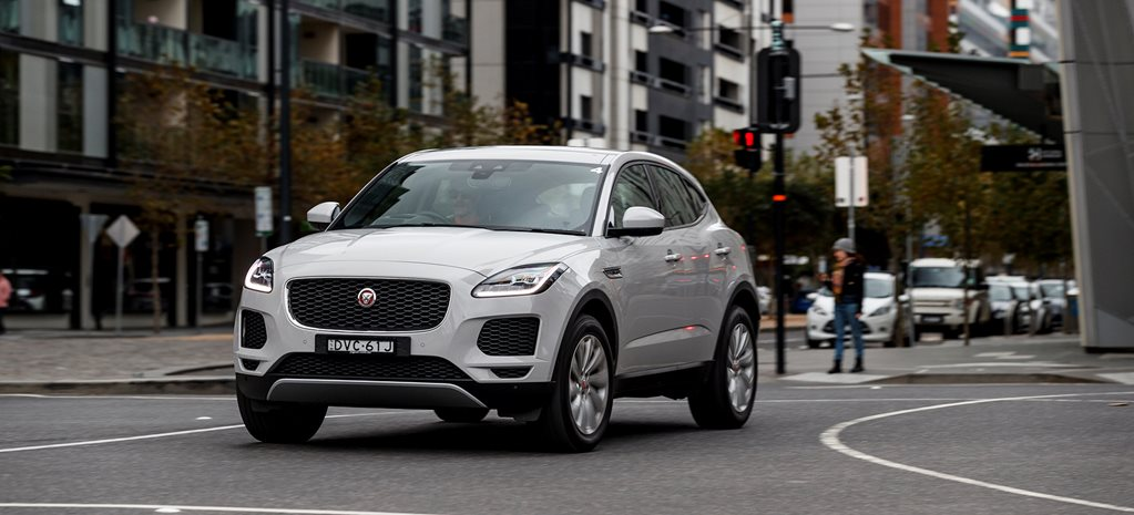Jaguar E-Pace P250 S quick review