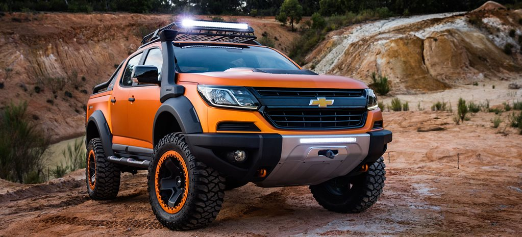 Next Gen Holden Colorado To Be Longer And Wider