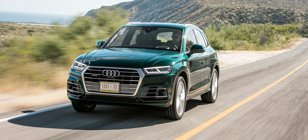2018 Audi Q5 3.0 TDI review