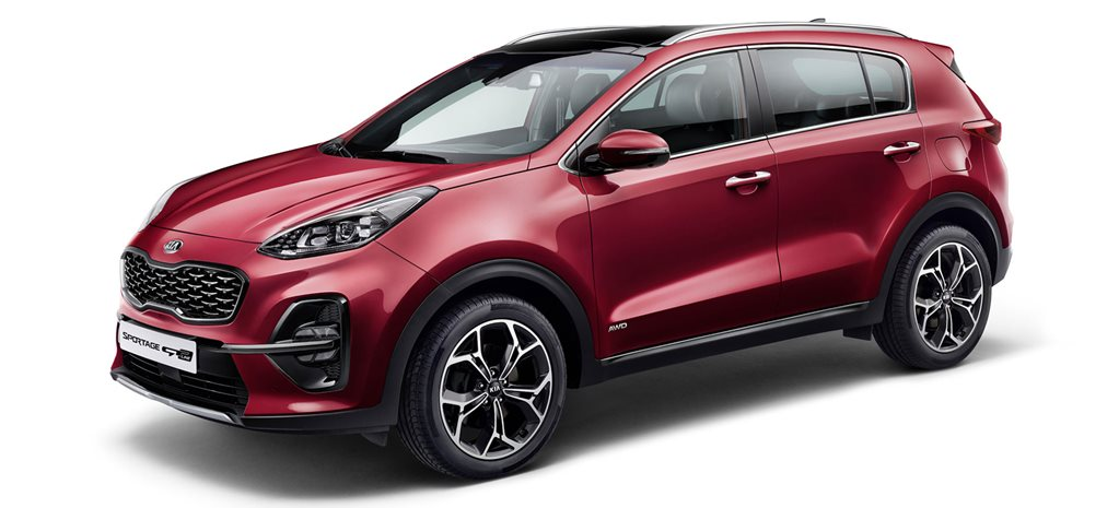 2018 Kia Sportage adds diesel-hybrid option, but not for Australia