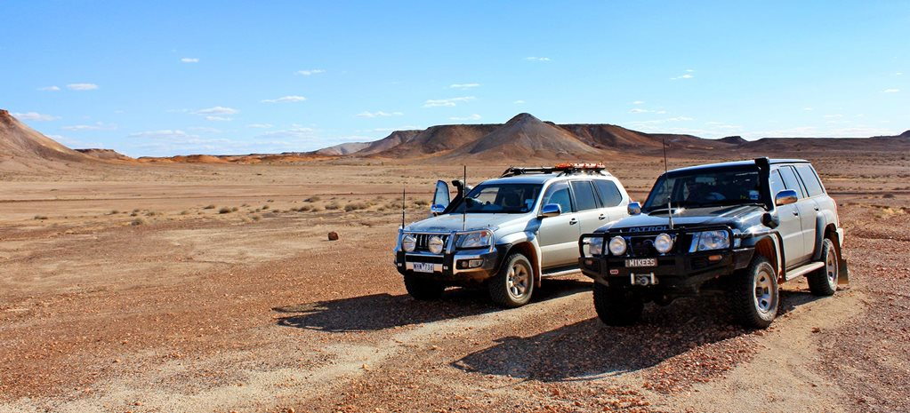 4x4 trip from Coober Pedy to Mt Dare SA feature