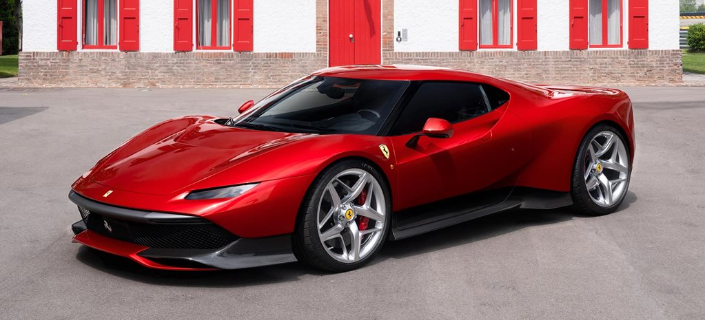 Ferrari SP38 is the lastest one off Prancing Horse news