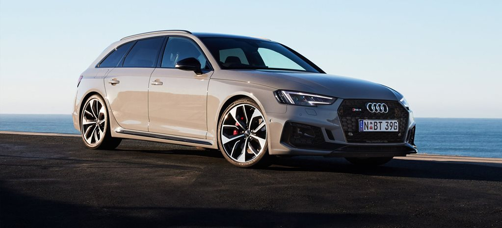 Audi RS4 Australian pricing and features revealed