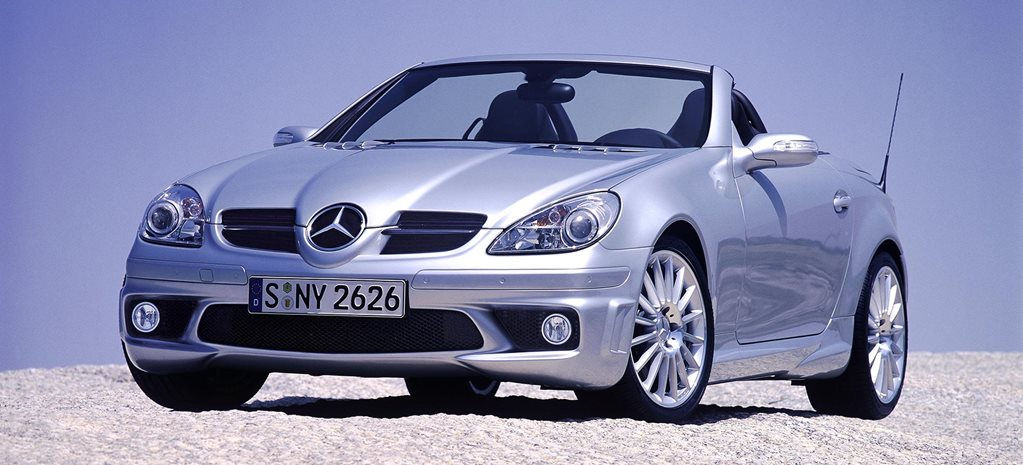 2005 Mercedes Benz Slk55 Amg Review Classic Motor