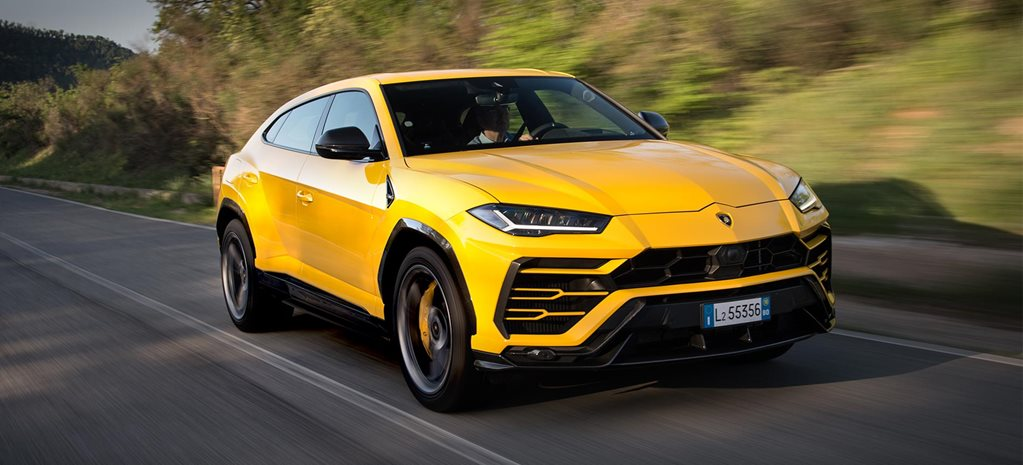 2018 Lamborghini Urus performance review feature