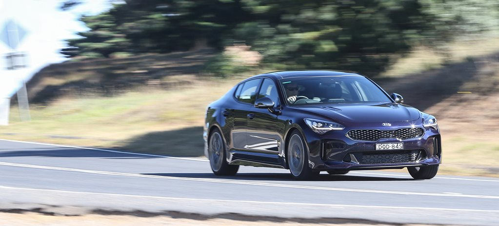 2018 Kia Stinger GT long-term review, part one