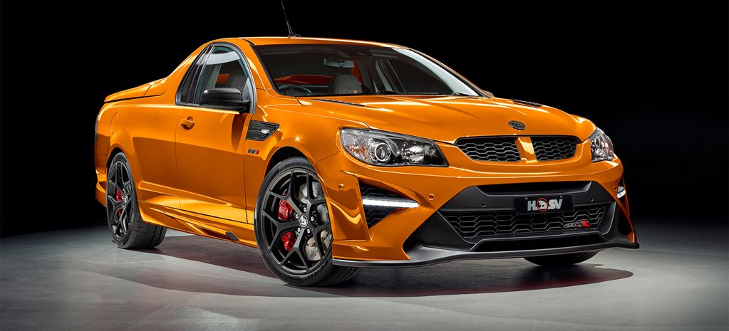 Secret HSV GTSR Maloo W1