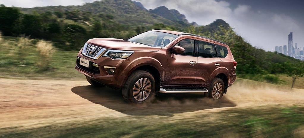 No Plans for Nissan Terra in Australia