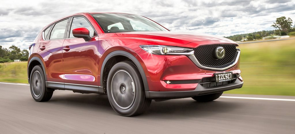 2018 Mazda CX-5 Akera Diesel AWD quick review