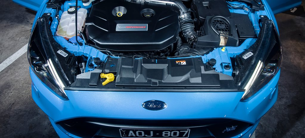 Ford Performance puts power per litre predictions on the table