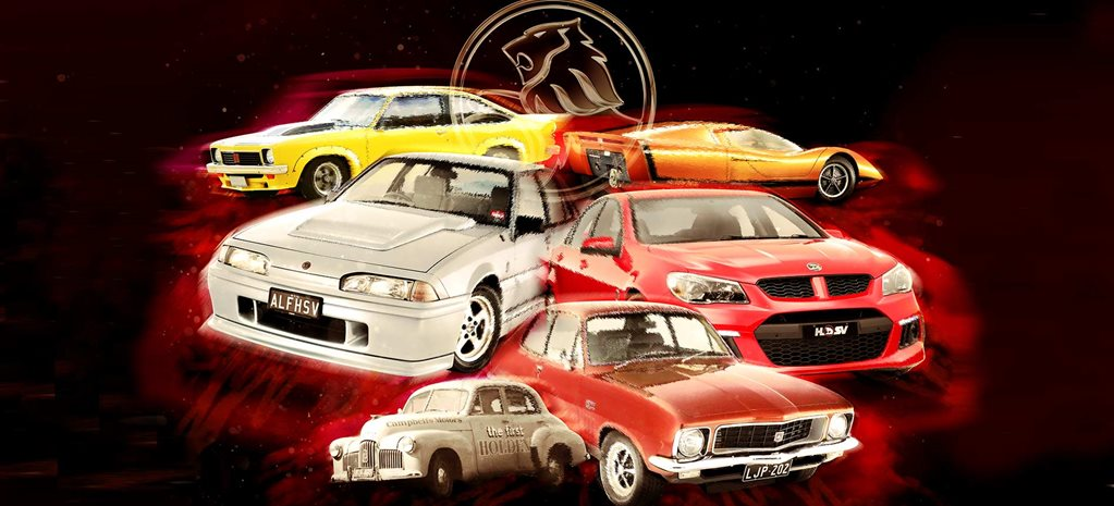 A-Z of Holden models - part one