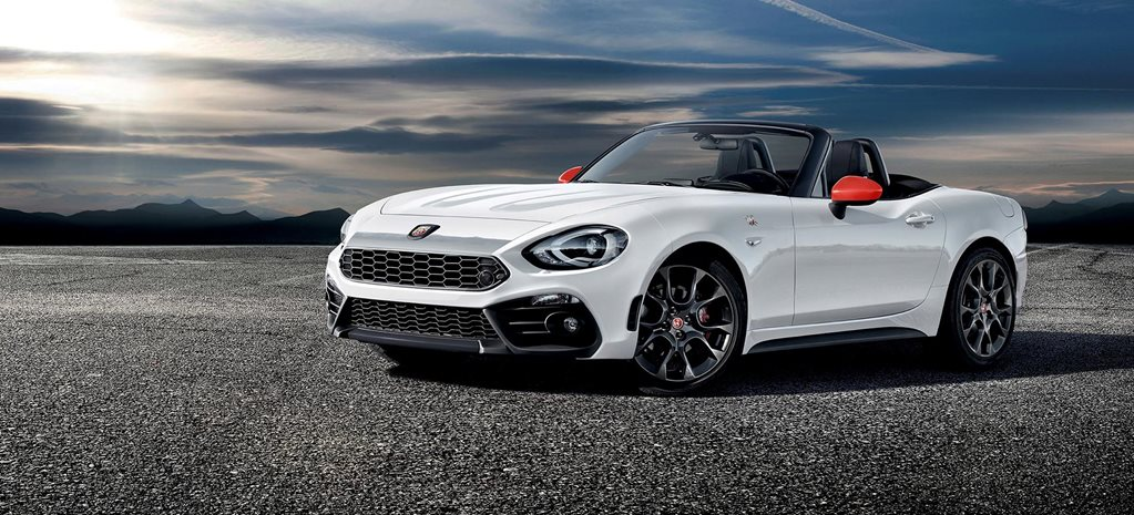 2018 Abarth 124 Spider Monza Edition revealed news