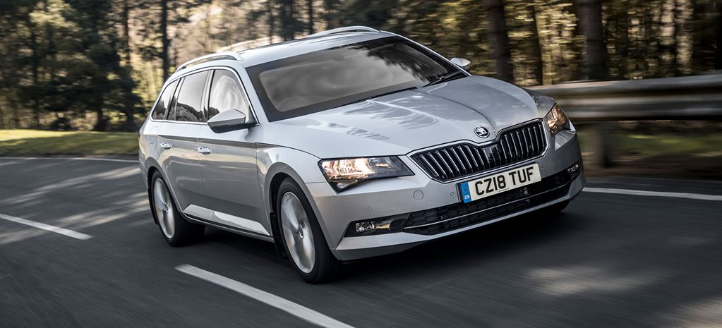 Revealed: The bulletproof Skoda Superb wagon
