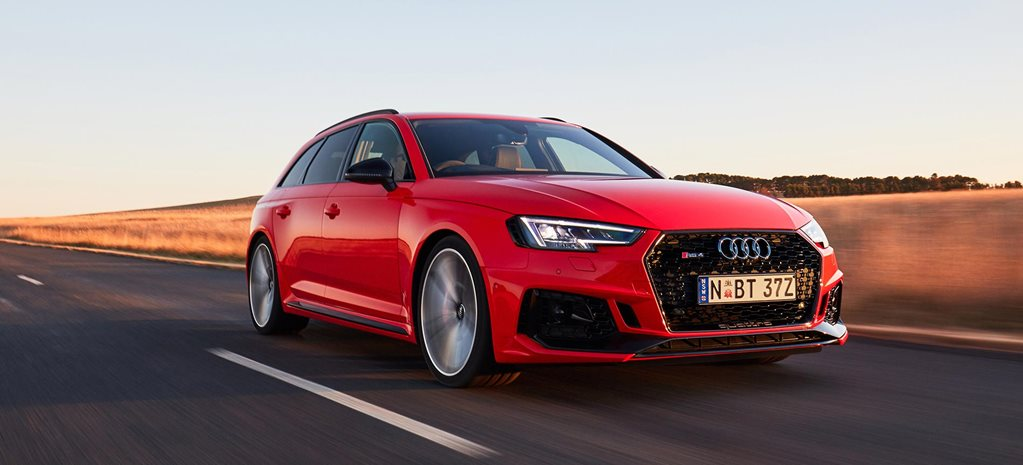 2018 Audi RS4 Avant feature