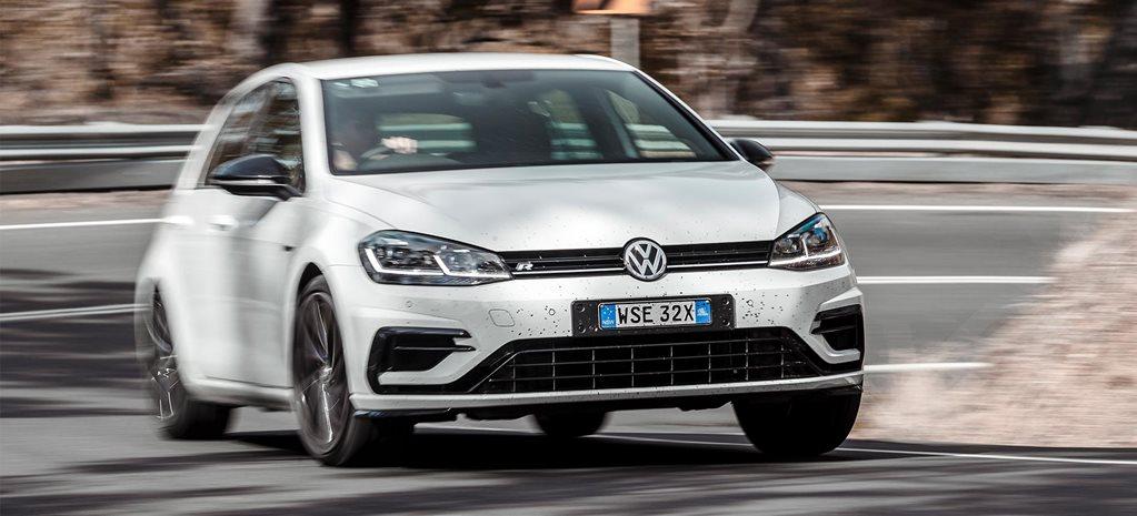 2018 Volkswagen Golf R Grid performance review
