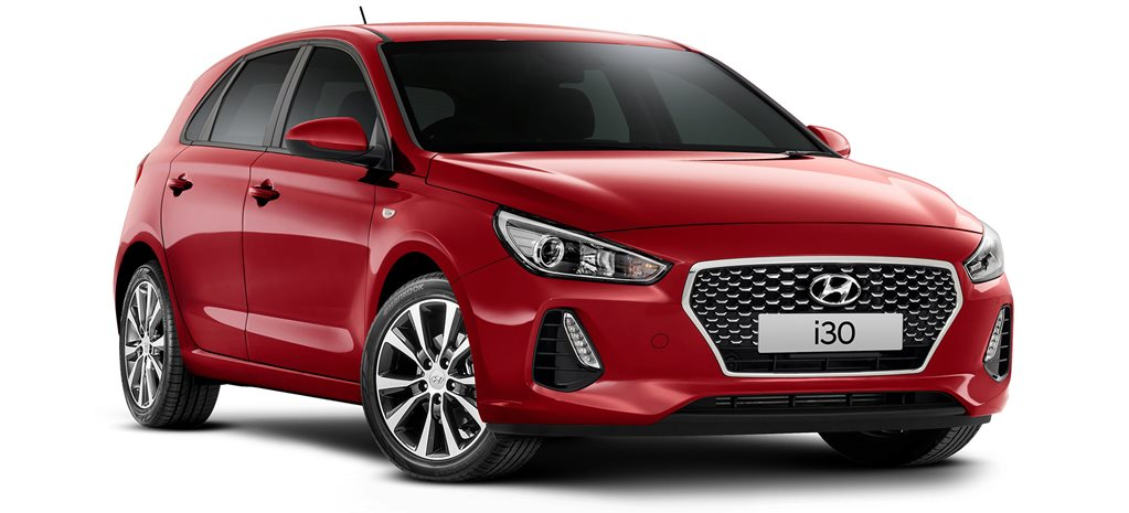 2018 Hyundai i30, Elantra and Tucson Trophy editions arrive