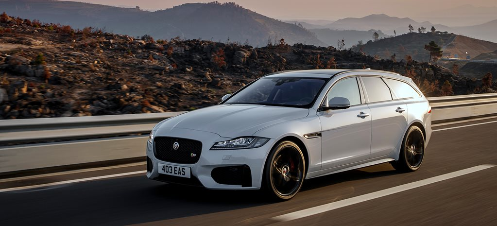 2018 Jaguar XF 30d S Sportbrake review