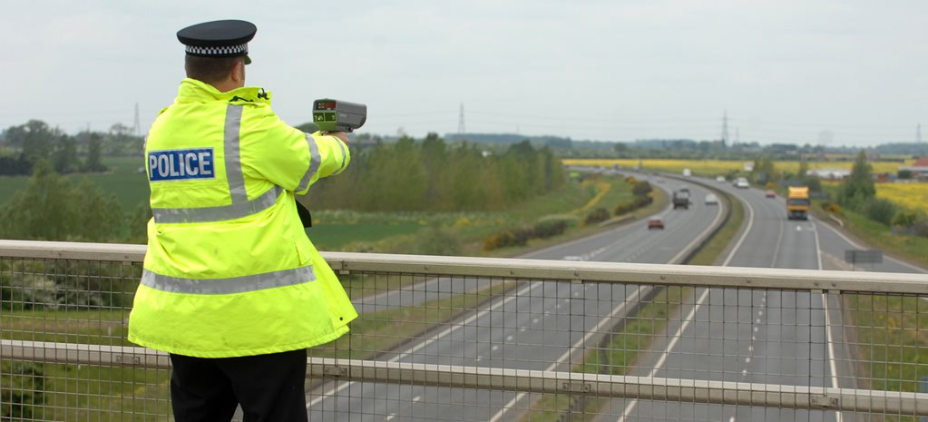 Speeding drivers to receive warnings rather than fines