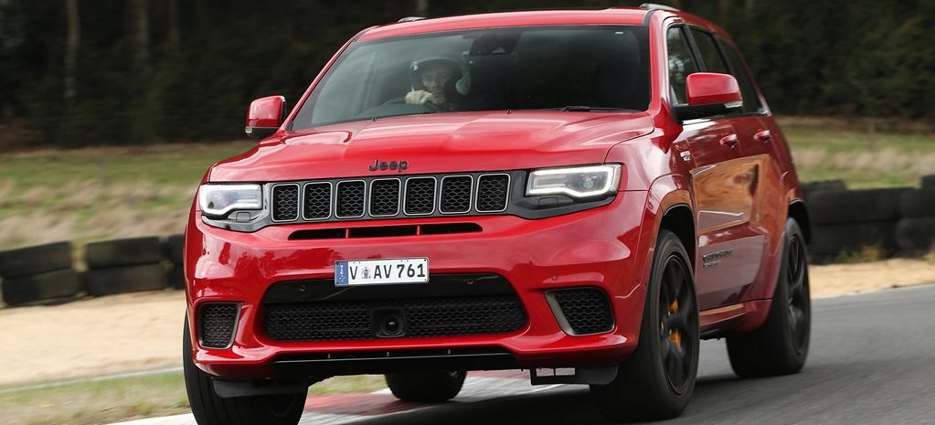 2018 Jeep Grand Cherokee Trackhawk performance review