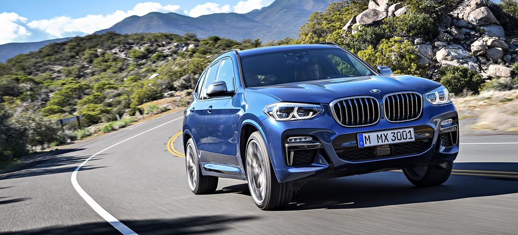 BMW opts out of adding diesel-engined X3 M Performance