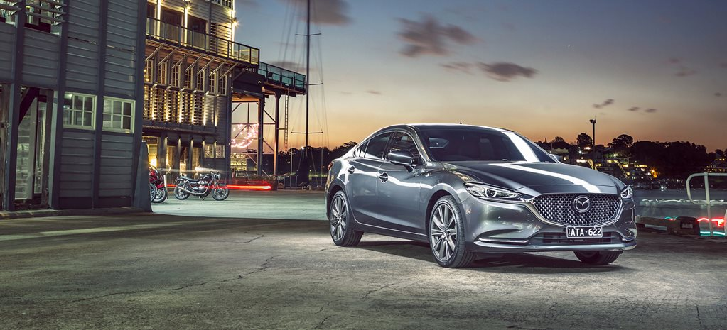 2018 Mazda 6 pricing and features