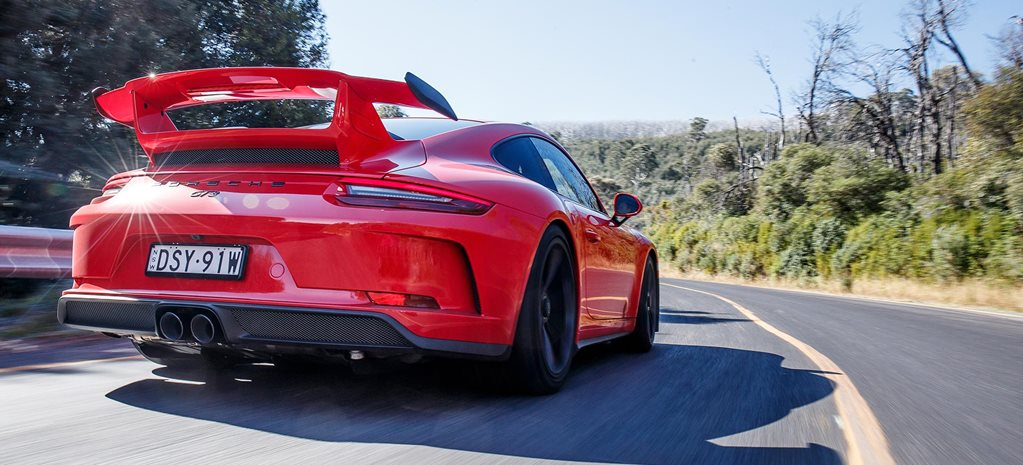 2018 Porsche 991 2 911 GT3 manual review