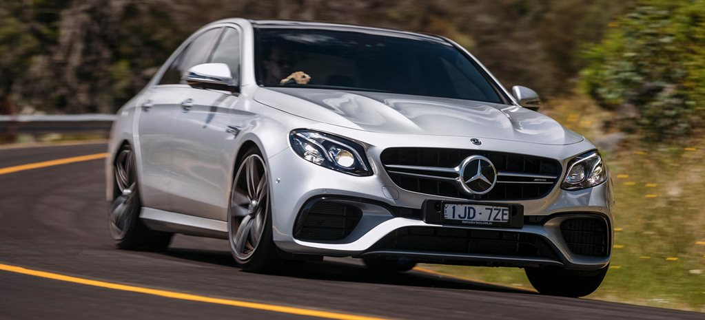 2018 Mercedes AMG E63 review
